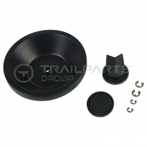 Whale Gusher neoprene diaphragm service kit