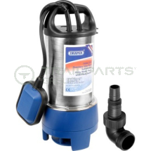 Submersible pump Draper 230V 32mm 208l/m max head 5m