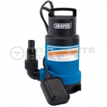 Submersible pump Draper 230V 32mm 166l/m max head 5m
