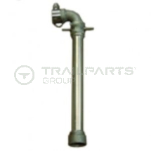 Fire hydrant standpipe 2.5inch swivel outlet