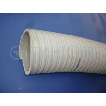 Grey PVC spiral 4inch/102mm heavy duty suction hose 4.5bar