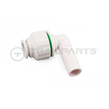 15mm push fit spigot elbow