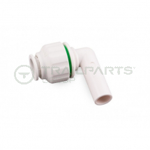 22mm push fit spigot elbow