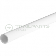 Plastic B-PEX barrier pipe 15mm x 3m white