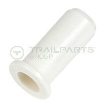 25mm blue poly Plasson pipe insert
