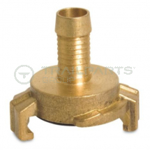 Commercial brass quick coupler hose tail 13mm