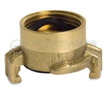 Commercial brass quick coupler female thread 1inch