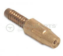 Commercial brass twist jet sprayer 25mm hose tail