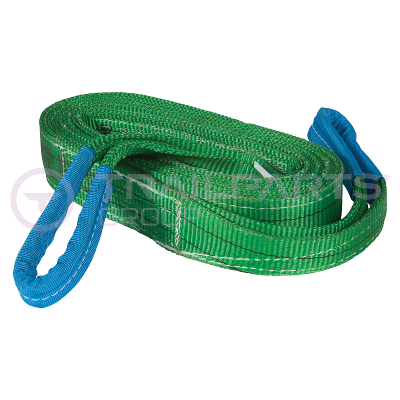Lifting sling 2000kg 5m green