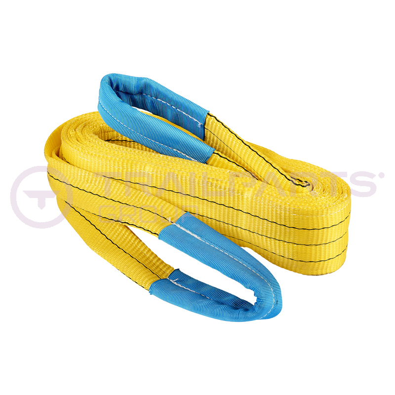 Lifting sling 3000kg 4m yellow