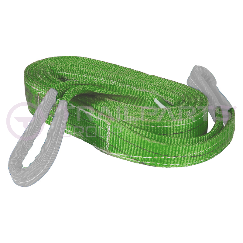 Lifting sling 2000kg 2m green