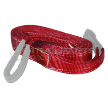 Lifting sling 5000kg 3m red