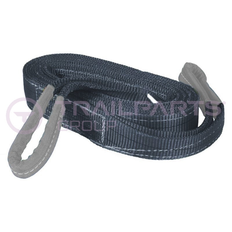 Lifting sling 4000kg 5m grey