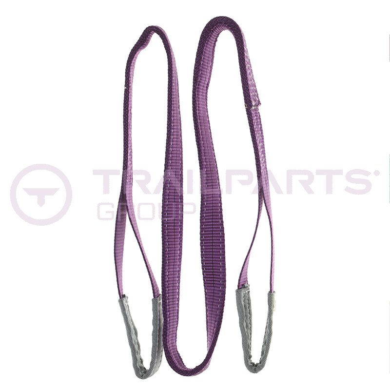 Lifting sling 1000kg 2m purple
