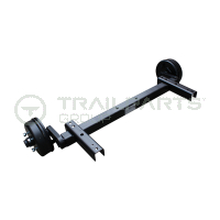 Rubber Suspension Axles