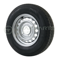 Wheel & Tyre Assemblies