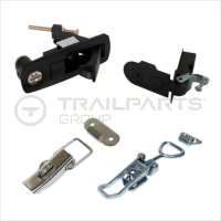 Generator Cabinet Latches