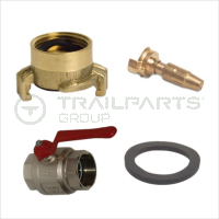 Brass Fittings & Ball Valves