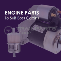 BOSS CABINS Engine Parts