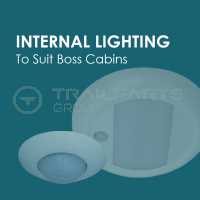 BOSS CABINS Internal Lighting
