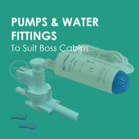 BOSS CABINS Water Fittings