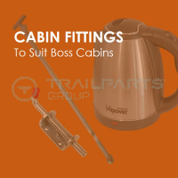 BOSS CABINS Cabin Fittings