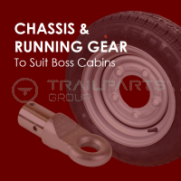 BOSS CABINS Chassis & Running Gear