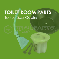 BOSS CABINS Toilets & Poly Loos