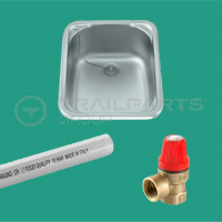 Sinks, Hoses & Other Water Fittings